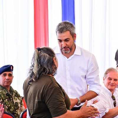 Gobierno habilitó obras por valor de G. 162.000 millones entregó aportes, vehículos y víveres en Misiones