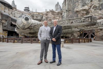Bob Chapek es el nuevo presidente ejecutivo de Disney