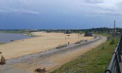Hallan cadáver en costanera de Asunción