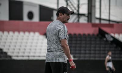 HOY / Con el correr de los partidos se verá el trabajo de Ramón Díaz