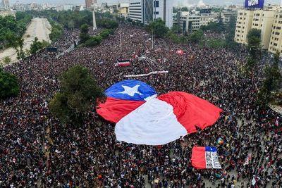 Economía chilena que crecerá a pesar de crisis social