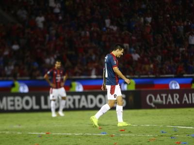 Cerro Porteño queda fuera de la Copa tras caer ante el Barcelona