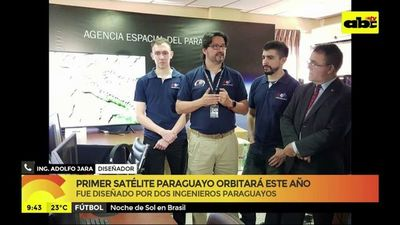 Primer satélite paraguayo orbitará este año