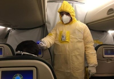 Tras segunda prueba, confirman primer caso de coronavirus en Brasil