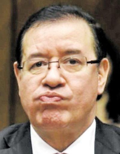 Ministerio Público pide ratificar prisión de Cuevas