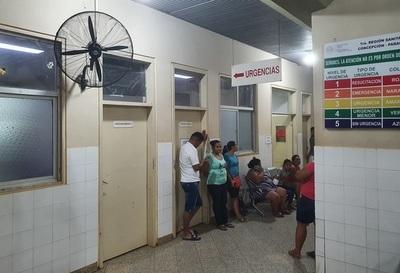 Concepción: Niña de 5 años muere por posible cuadro de dengue