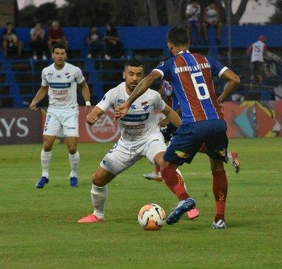 Nacional también se despidió de la Sudamericana