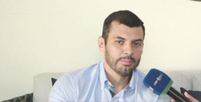 """HOY / Hugo Ramirez candidato a intendencia de capital: """"Me pidió el líder del movimiento"""""""
