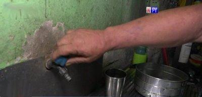 7 días sin agua en barrio San Pablo