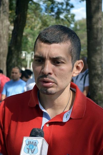 Hugo Ramírez buscará la Intendencia de Asunción