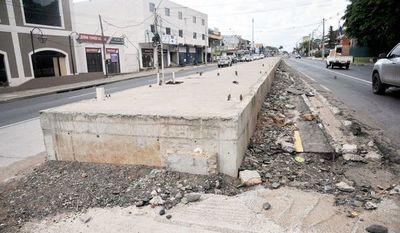 Obras inconclusas del metrobús: Mota Engil aún no respondió emplazamiento del MOPC