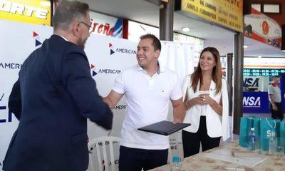 Presentan proyecto para modernizar terminal de CDE