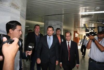 Ulises Quintana no se rinde y volvió a intentar salir de la prisión