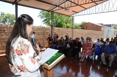 Gobernación y Consejo de Desarrollo Social habilitaron comedor popular en barrio Obrero