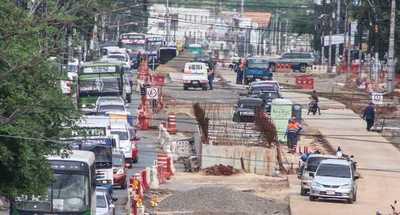 Empresa que no terminó el Metrobús demanda al Estado por USD 25 millones