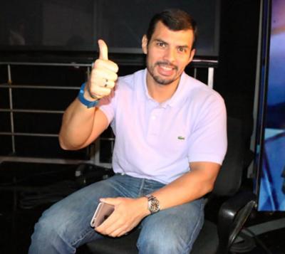 Hugo Ramírez se proclamó candidato oficial de HC para Asunción