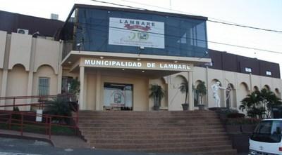 Perjuicio Patrimonial a Municipalidad de Lambaré es de G. 148 mil millones
