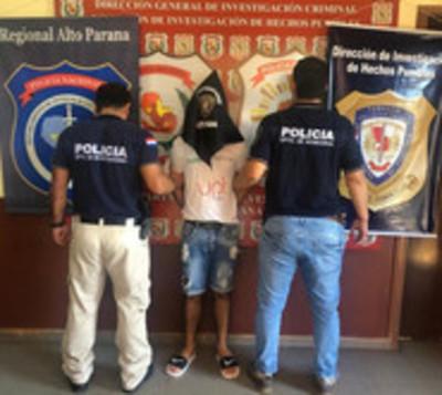 Fiscalía imputa a detenidos tras doble crimen en Hernandarias