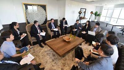 Corea coopera con US$ 11 millones para profesionalizar la aviación paraguaya
