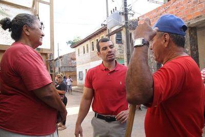 Ramírez lanza su precandidatura para la Intendencia de Asunción