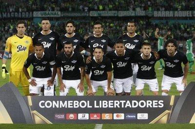 El Guma a paso firme en la Libertadores