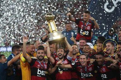 Flamengo, campeón