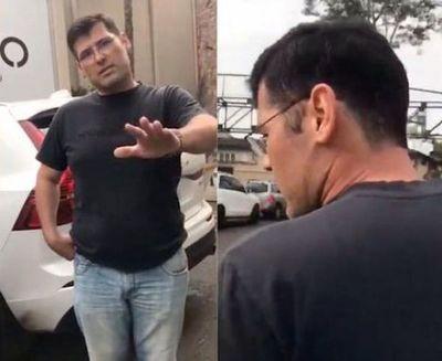 Imputan a un hombre que agredió a esposa en shopping