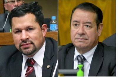 Diputados tratarían pedidos de intervención y caso Cuevas y Quintana el miércoles