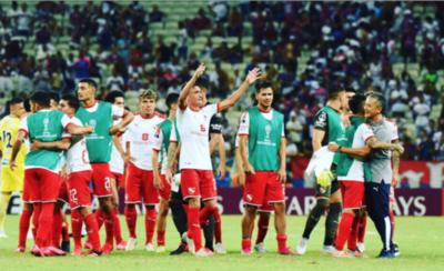 HOY / Independiente se clasifica in extremis ante un Fortaleza que mereció más