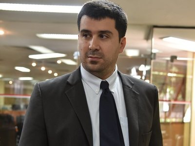 """Sebastián Villarejo: """"Asunción está en estado de abandono"""""""
