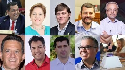 HOY / Pelea por la intendencia de Asunción: quiénes son, de dónde vienen, qué ofertan