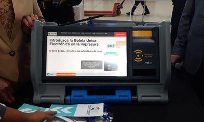 TJSE se prepara para capacitar en el uso de las máquinas de votación electrónica