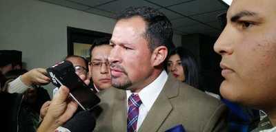 Suspenden audiencia de revisión de medidas de Ulises Quintana