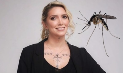 "Carmiña Masi: ""El mosquito te va a matar antes del Coronavirus"""