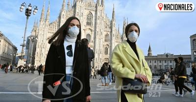 Paraguaya en Italia da positivo al coronavirus