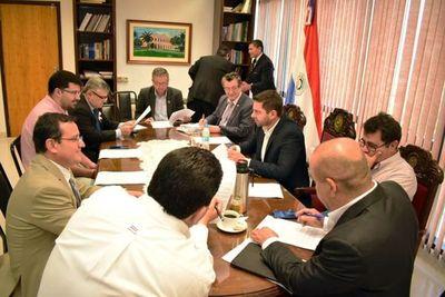 Cámara Baja reinicia actividades con reunión de Mesa Directiva