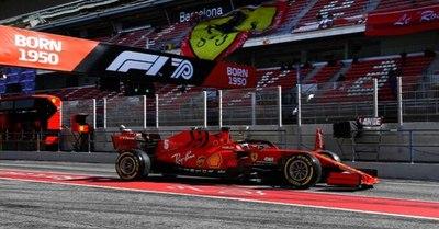 Acuerdo entre la FIA y Ferrari sobre motor de la Scuderia
