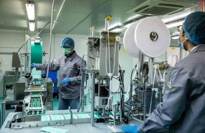 Coronavirus: crece la demanda de tapabocas en Paraguay