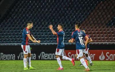 Cerro Porteño clasificado a la siguiente fase de la Libertadores