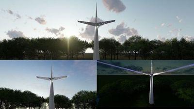 ''Cruz-Cristo'' de 31 metros de altura, dará la bienvenida a los visitantes en Villa Florida Misiones