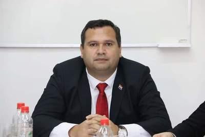 Derlis Maidana arranca el 2020 sin refente político en la Junta Departamental