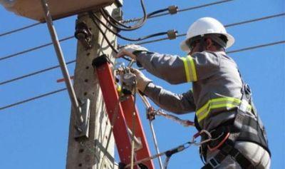 ANDE anuncia corte de energía eléctrica para Misiones