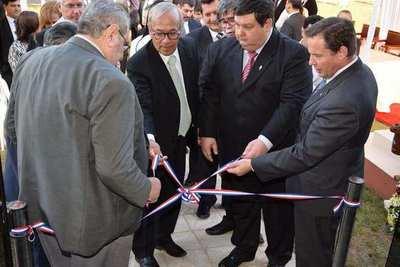 Se habilitó oficialmente el Juzgado de Primera Instancia de San Ignacio Misiones