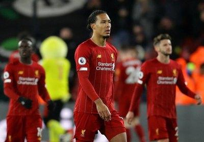 Liverpool perdió su invicto en Premier League ante el Watford