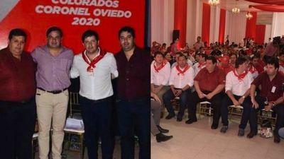 """Carlos Arrechea """"insistimos con la unidad plena del Partido Colorado"""""""