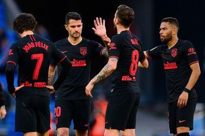 Saúl rescata un pobre empate para el Atlético