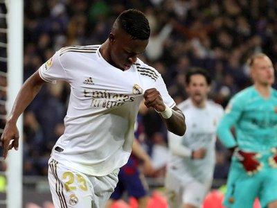Vinicius cambia el guión de la Liga