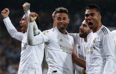 Real Madrid se queda con el clásico y la punta de LaLiga