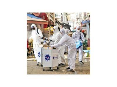 Coronavirus se propaga y lastra la economía mundial