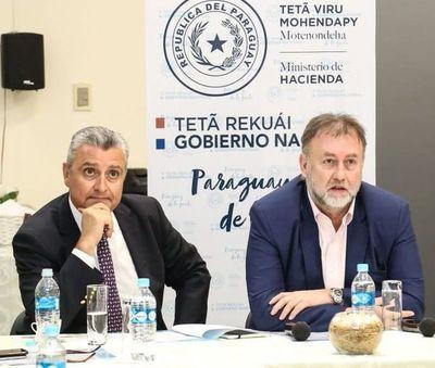 Villamayor confirma que Benigno es candidato para presidencia del BID y descarta a Peña
